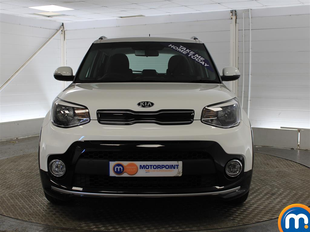 KIA Soul 1 Manual Petrol Hatchback - Stock Number (998040) - Front bumper