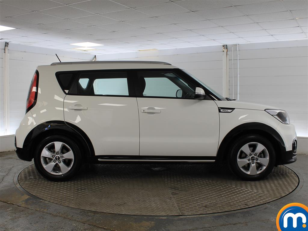 KIA Soul 1 Manual Petrol Hatchback - Stock Number (998040) - Drivers side