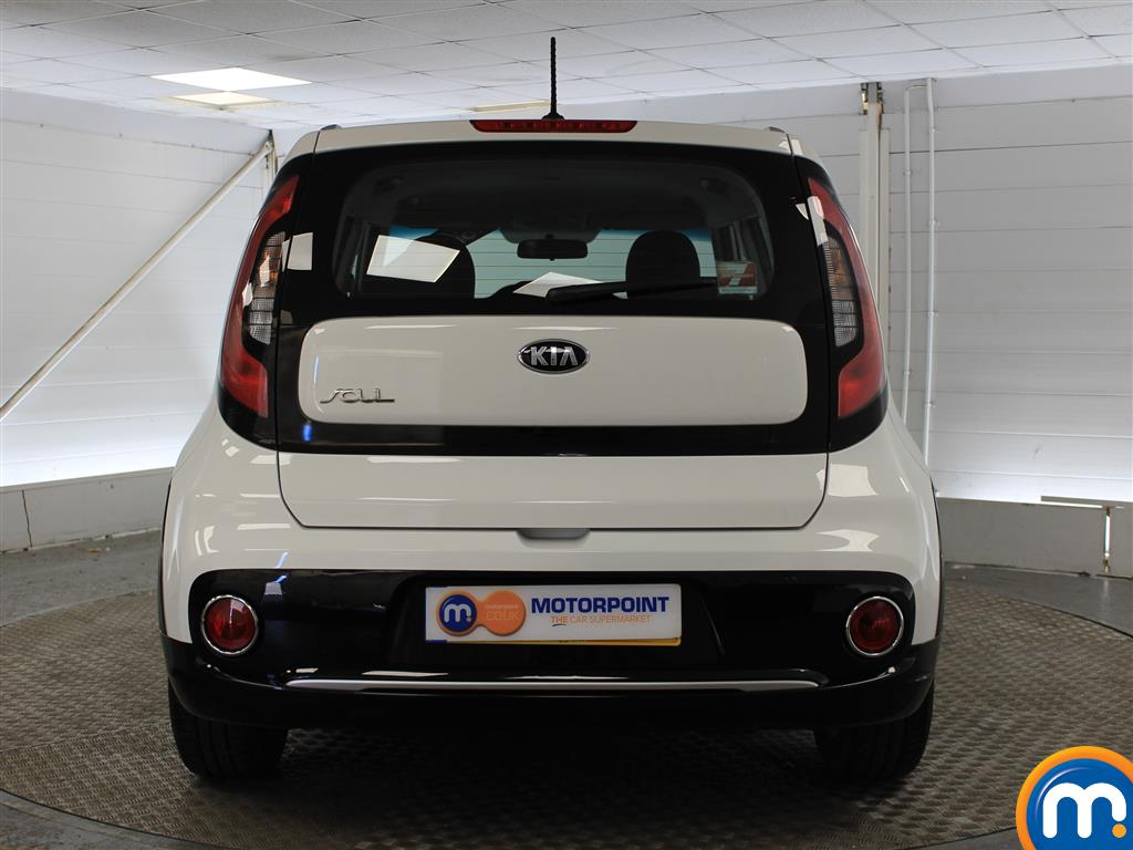 KIA Soul 1 Manual Petrol Hatchback - Stock Number (998040) - Rear bumper