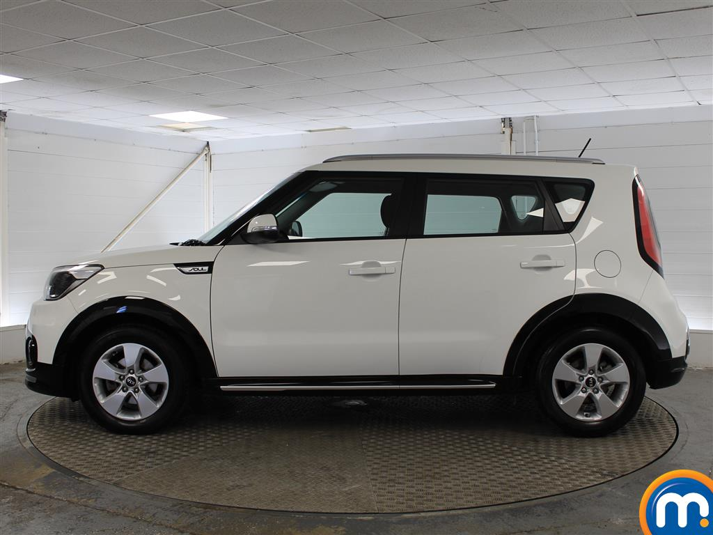KIA Soul 1 Manual Petrol Hatchback - Stock Number (998040) - Passenger side