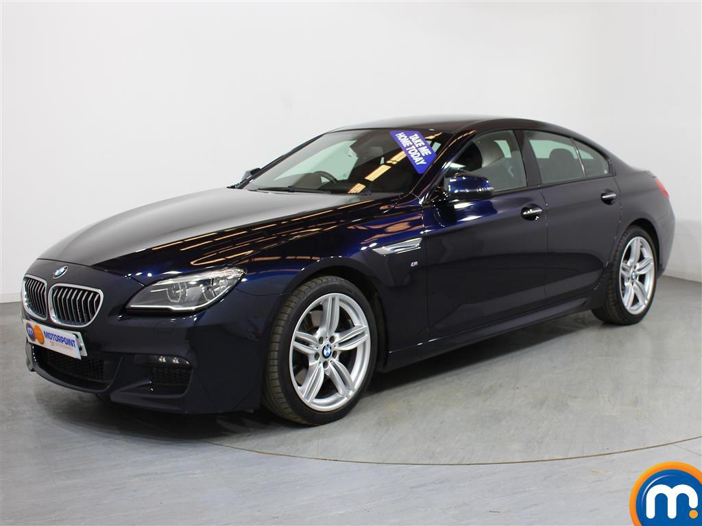 BMW 6 Series M Sport - Stock Number (994864) - Passenger side front corner