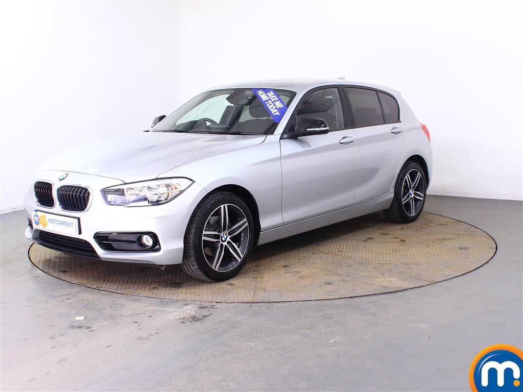 BMW 1 Series Sport - Stock Number (998225) - Passenger side front corner
