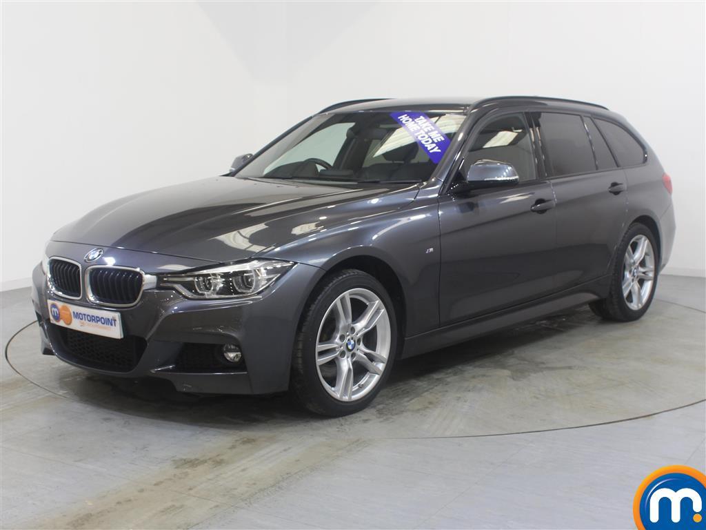 BMW 3 Series M Sport - Stock Number (991455) - Passenger side front corner
