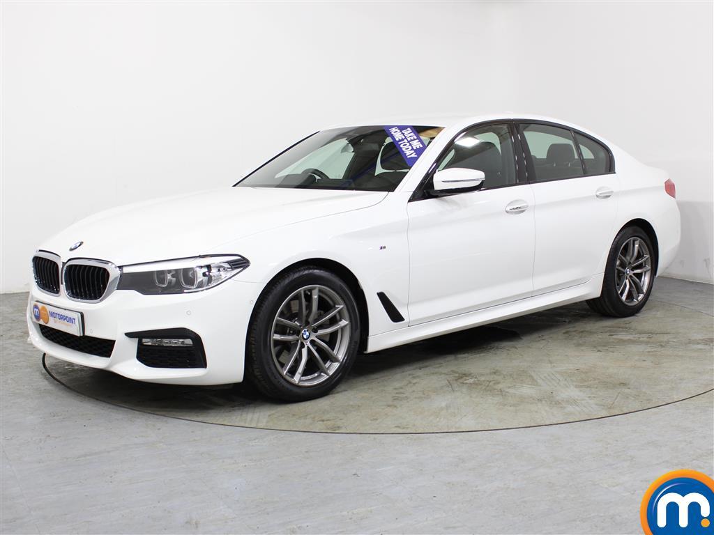 BMW 5 Series M Sport - Stock Number (989651) - Passenger side front corner