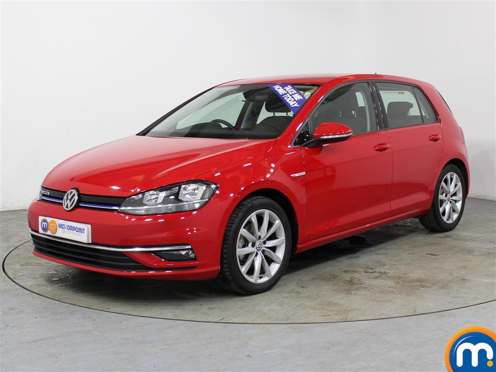 Volkswagen Golf GT - Stock Number (989288) - Passenger side front corner