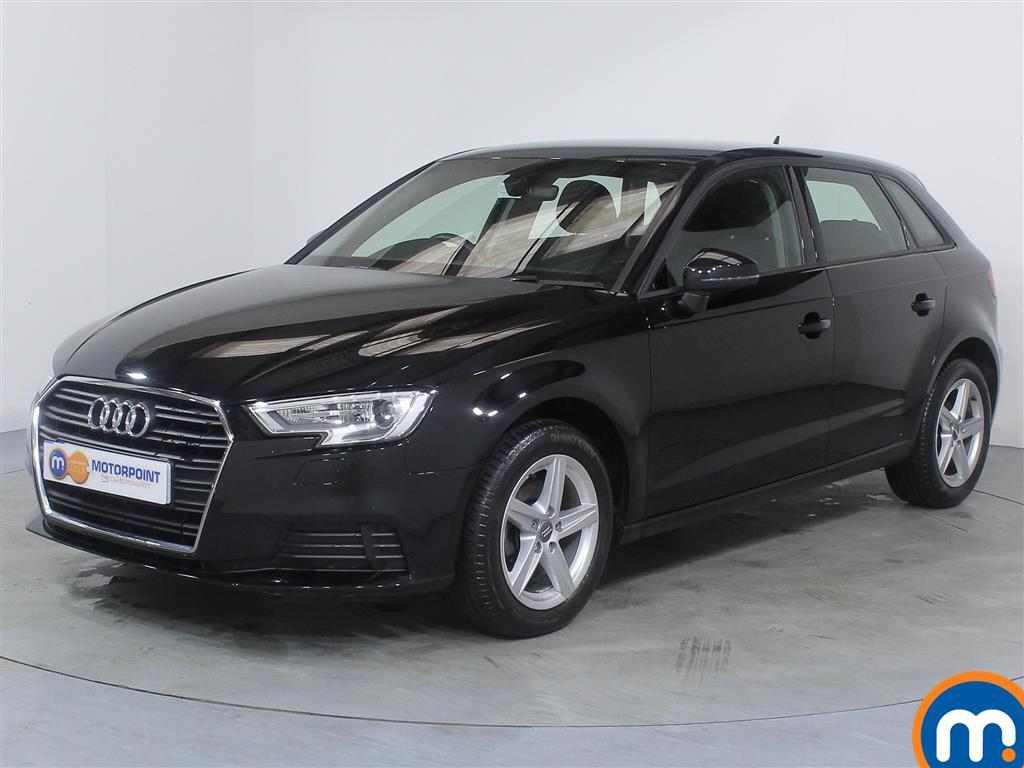 Audi A3 SE - Stock Number (992476) - Passenger side front corner