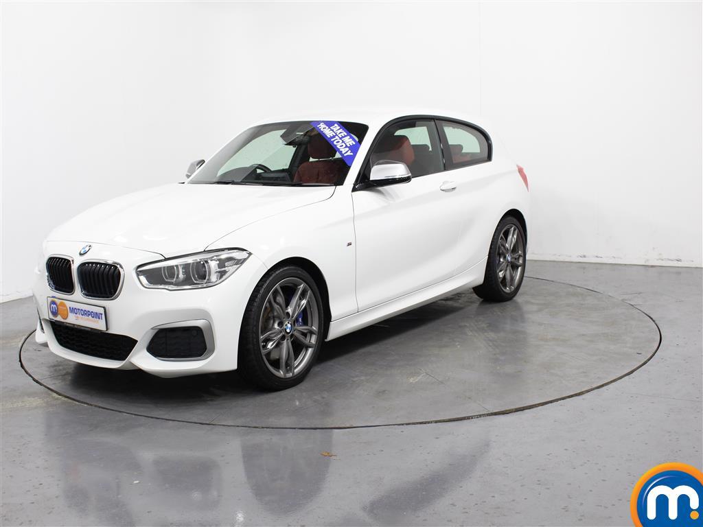 BMW 1 Series M140i - Stock Number (995150) - Passenger side front corner