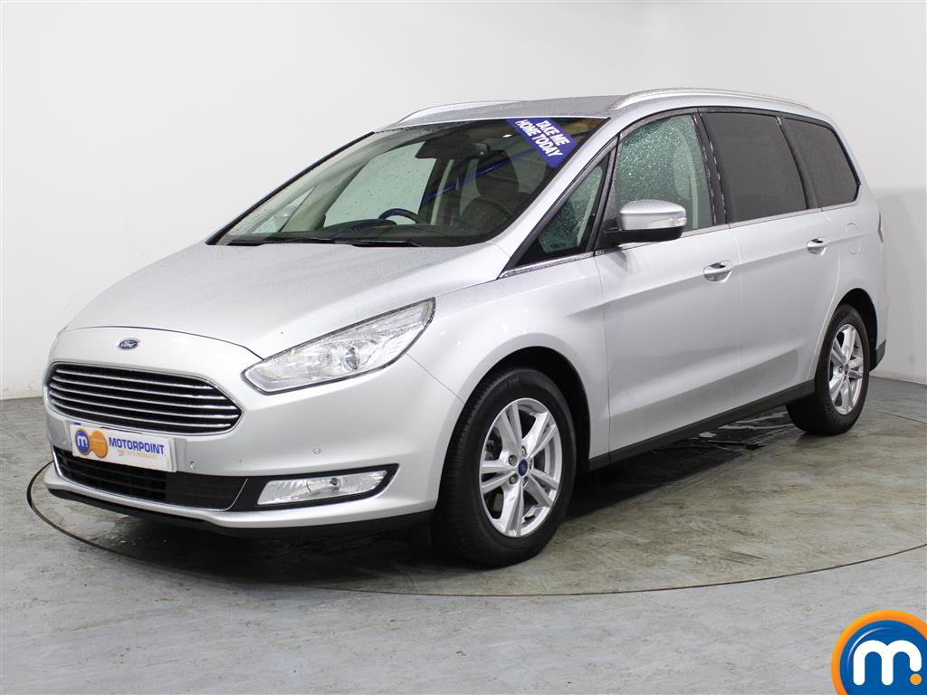 Ford Galaxy Titanium - Stock Number (983039) - Passenger side front corner