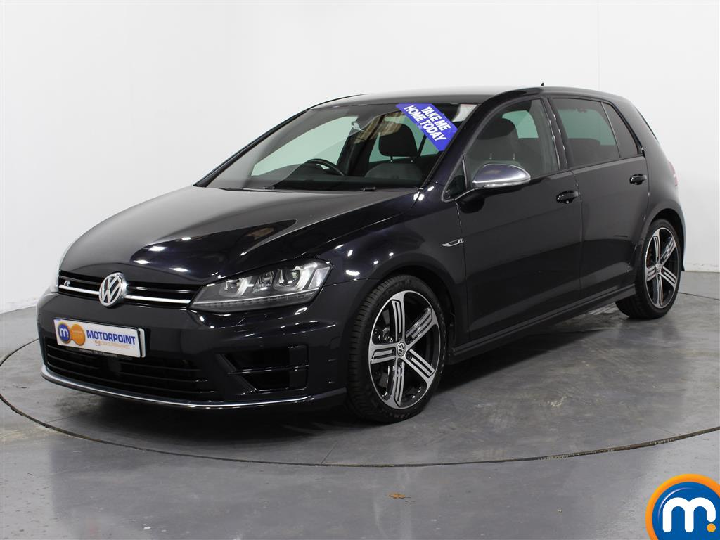 Volkswagen Golf R - Stock Number (979388) - Passenger side front corner