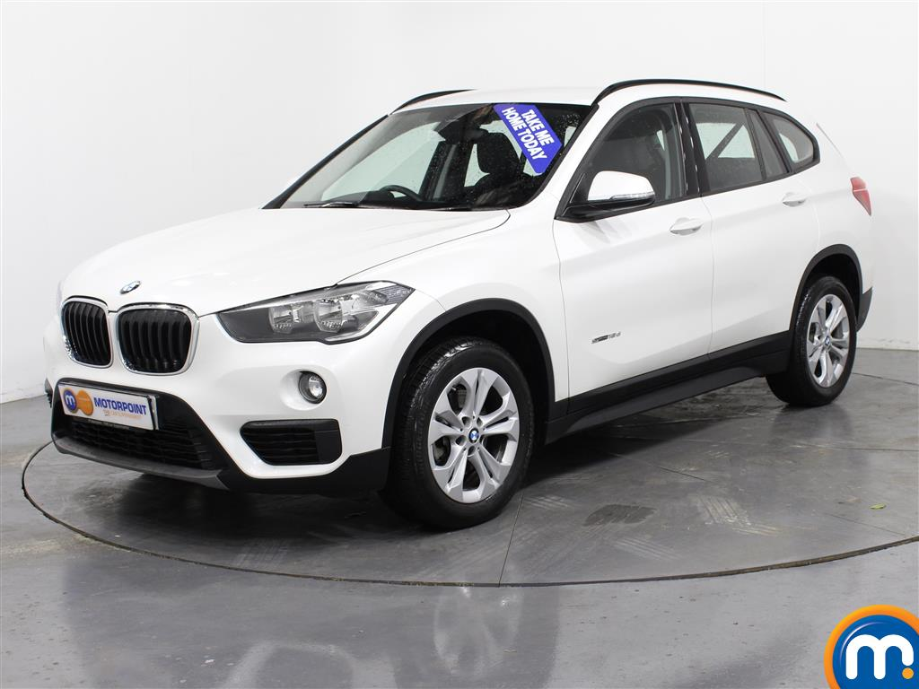 BMW X1 SE - Stock Number (994469) - Passenger side front corner