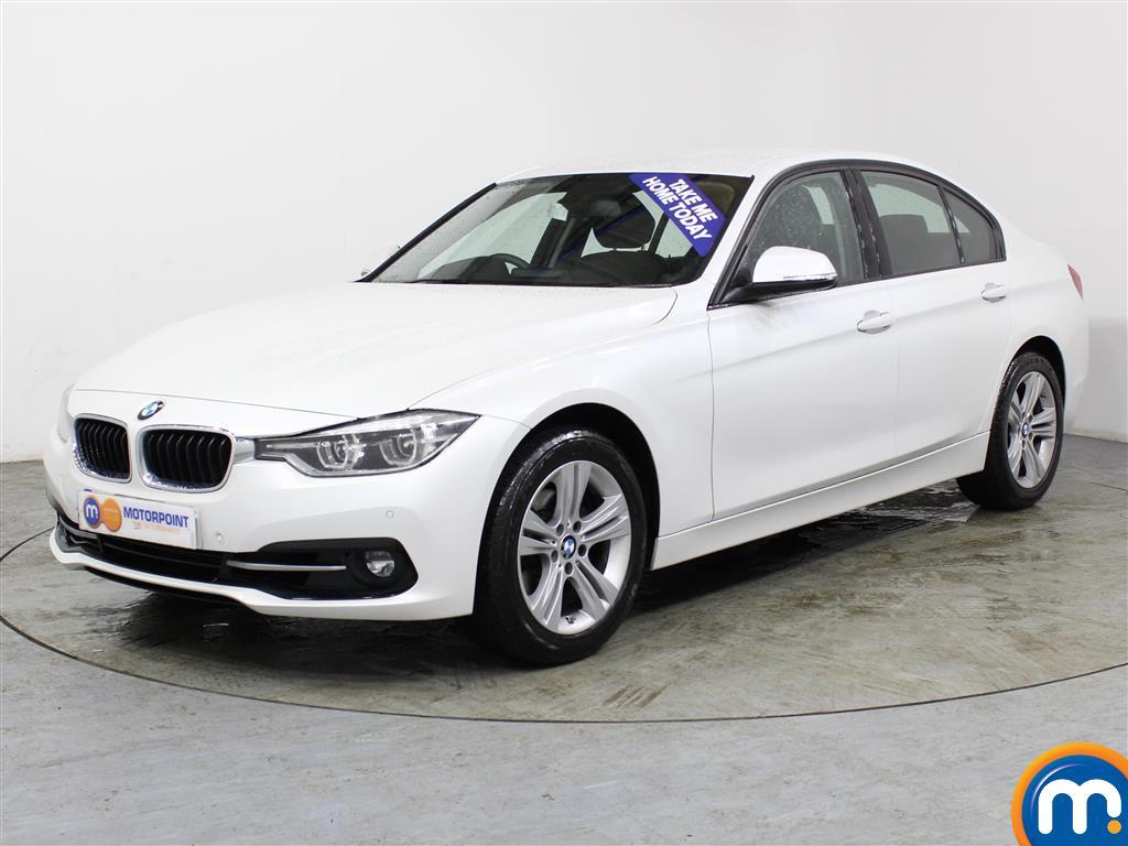 BMW 3 Series Sport - Stock Number (993652) - Passenger side front corner