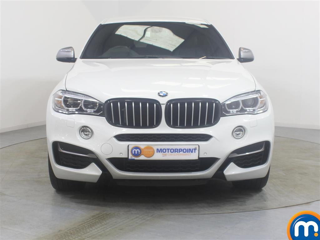 BMW X6 Xdrive M50d 5Dr Auto Automatic Diesel Estate - Stock Number (992222) - Front bumper