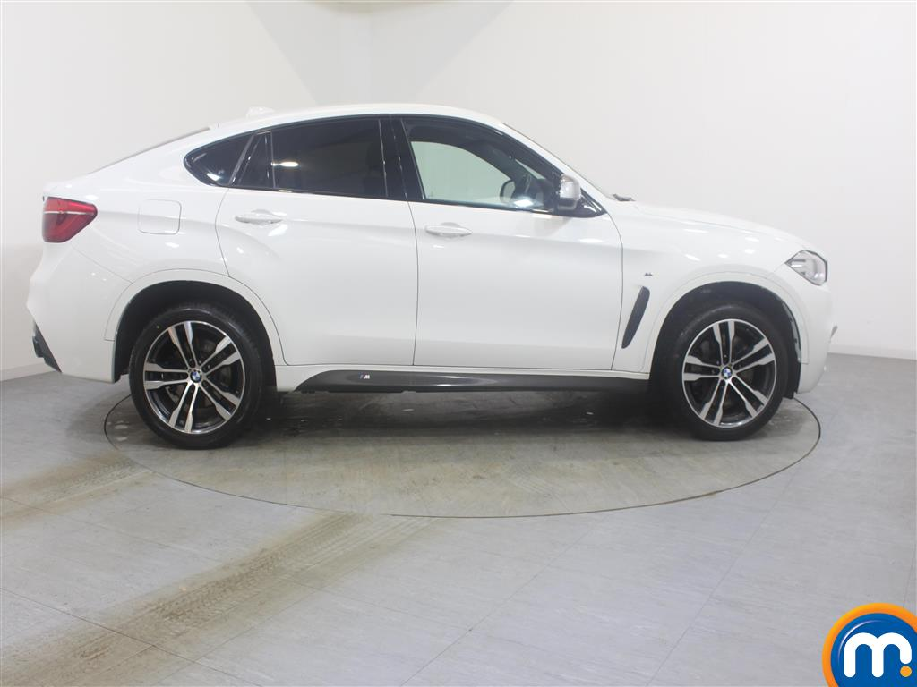 BMW X6 Xdrive M50d 5Dr Auto Automatic Diesel Estate - Stock Number (992222) - Drivers side