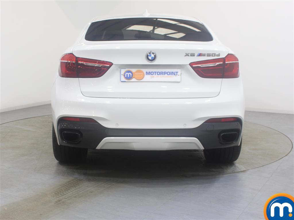 BMW X6 Xdrive M50d 5Dr Auto Automatic Diesel Estate - Stock Number (992222) - Rear bumper
