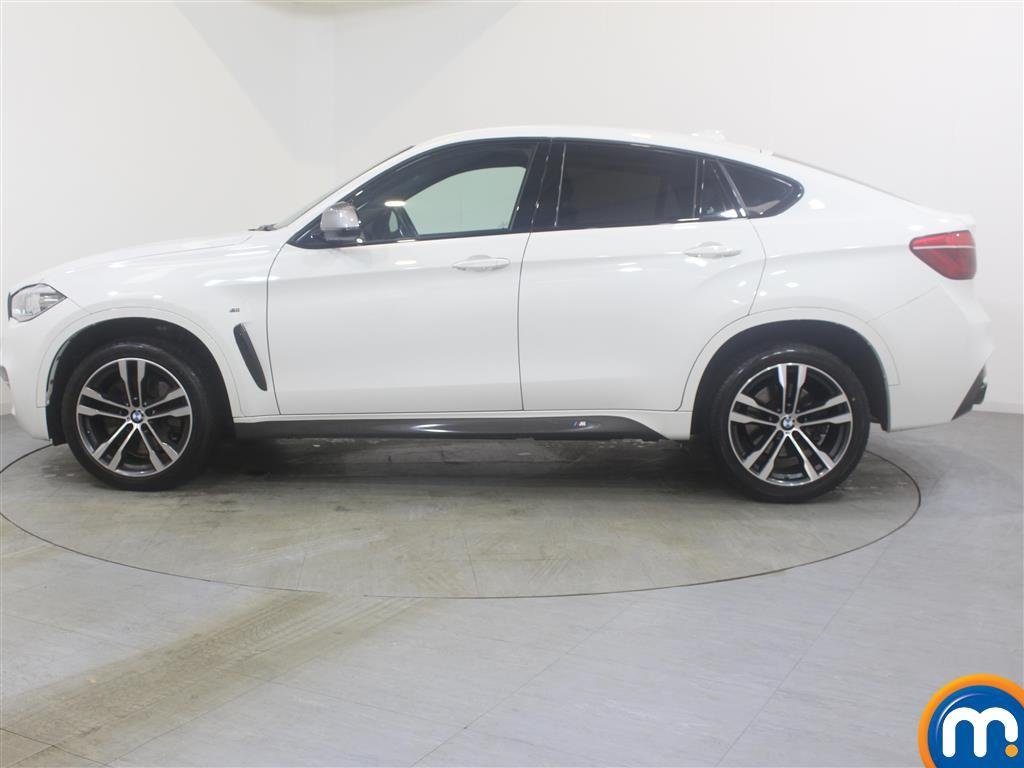 BMW X6 Xdrive M50d 5Dr Auto Automatic Diesel Estate - Stock Number (992222) - Passenger side