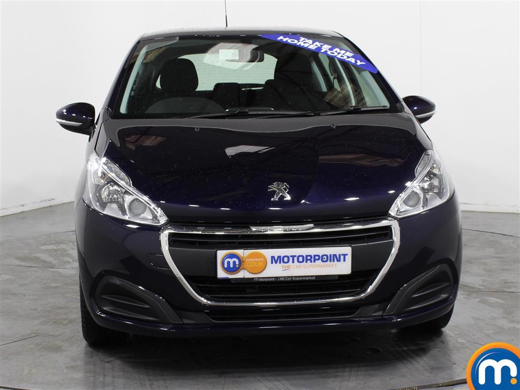Peugeot 208 Active Manual Petrol Hatchback - Stock Number (994536) - Front bumper