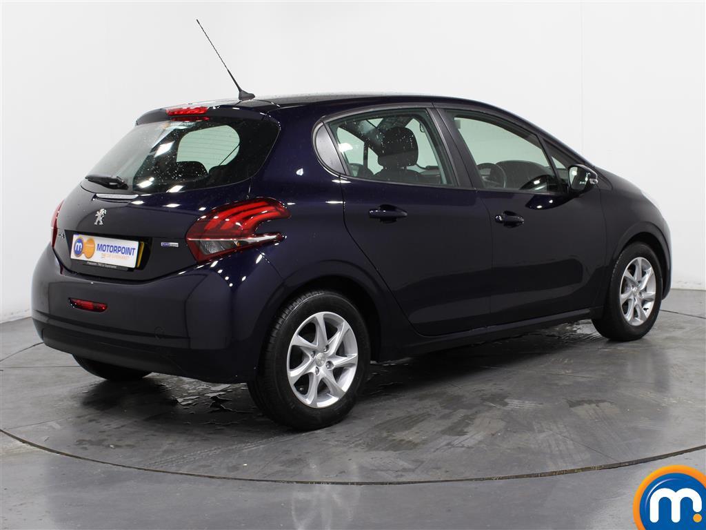 Peugeot 208 Active Manual Petrol Hatchback - Stock Number (994536) - Drivers side rear corner