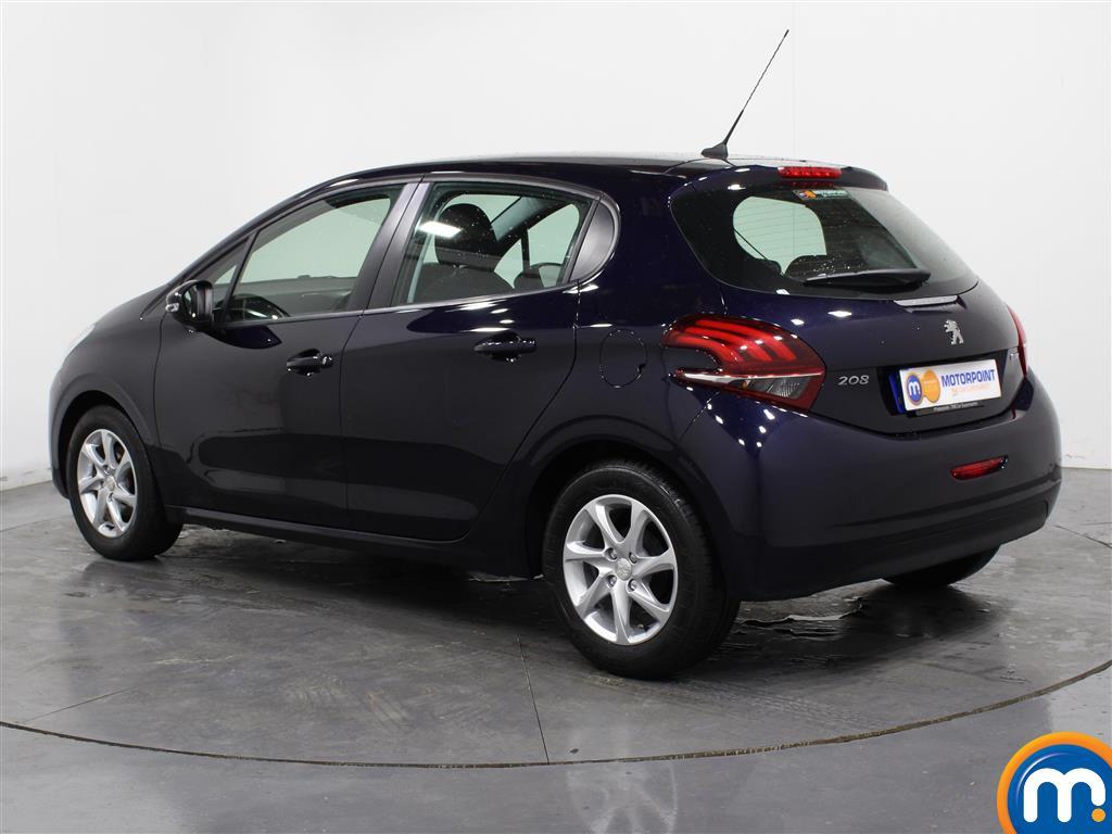 Peugeot 208 Active Manual Petrol Hatchback - Stock Number (994536) - Passenger side rear corner