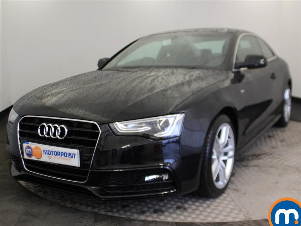 Audi A5 S Line - Stock Number (997052) - Passenger side front corner