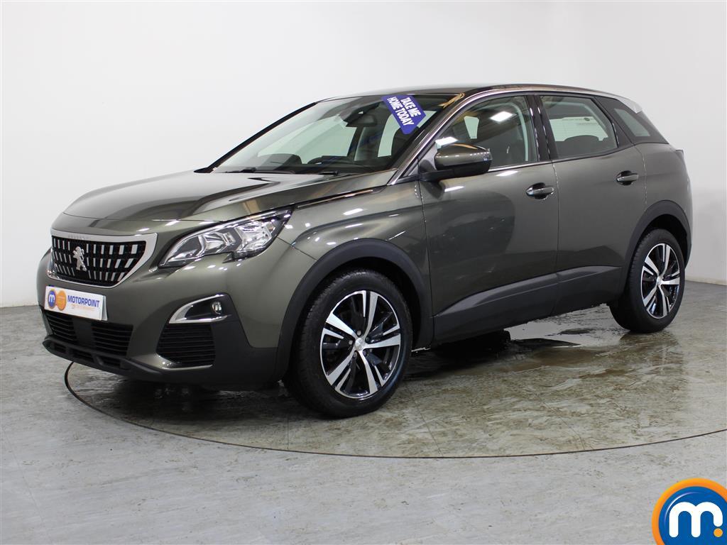 Peugeot 3008 Active - Stock Number (986012) - Passenger side front corner