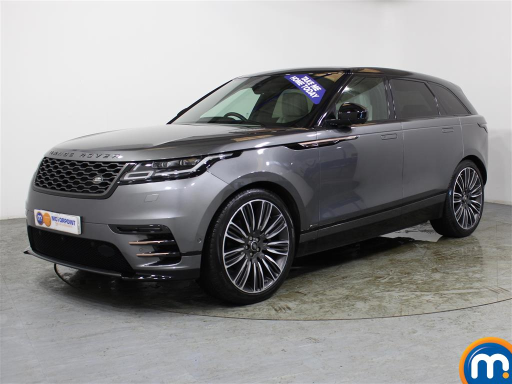 Land Rover Range Rover Velar First Edition - Stock Number (991723) - Passenger side front corner