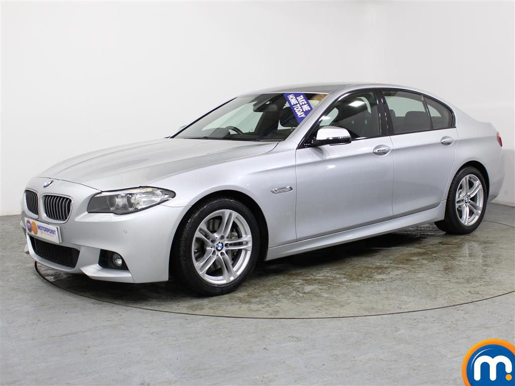 BMW 5 Series M Sport - Stock Number (990470) - Passenger side front corner