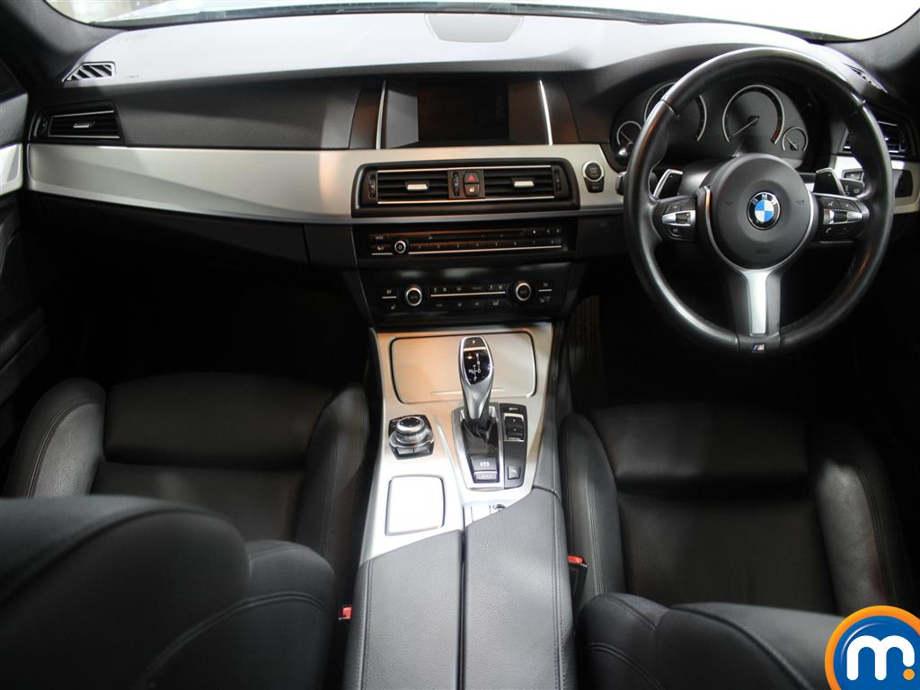 BMW 5 Series M Sport Automatic Diesel Saloon - Stock Number (990470) - 4th supplementary image