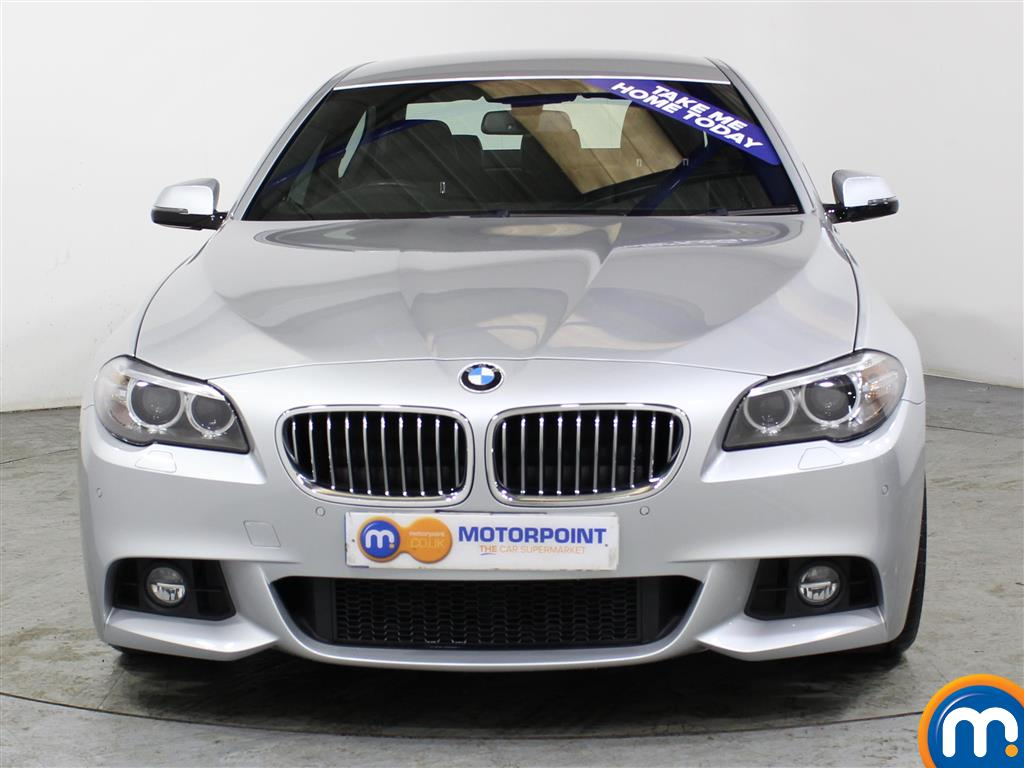BMW 5 Series M Sport Automatic Diesel Saloon - Stock Number (990470) - Front bumper