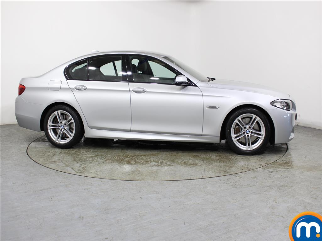 BMW 5 Series M Sport Automatic Diesel Saloon - Stock Number (990470) - Drivers side