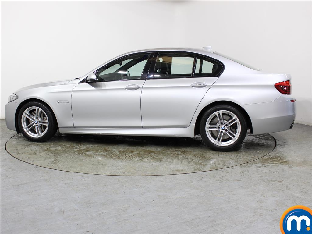 BMW 5 Series M Sport Automatic Diesel Saloon - Stock Number (990470) - Passenger side