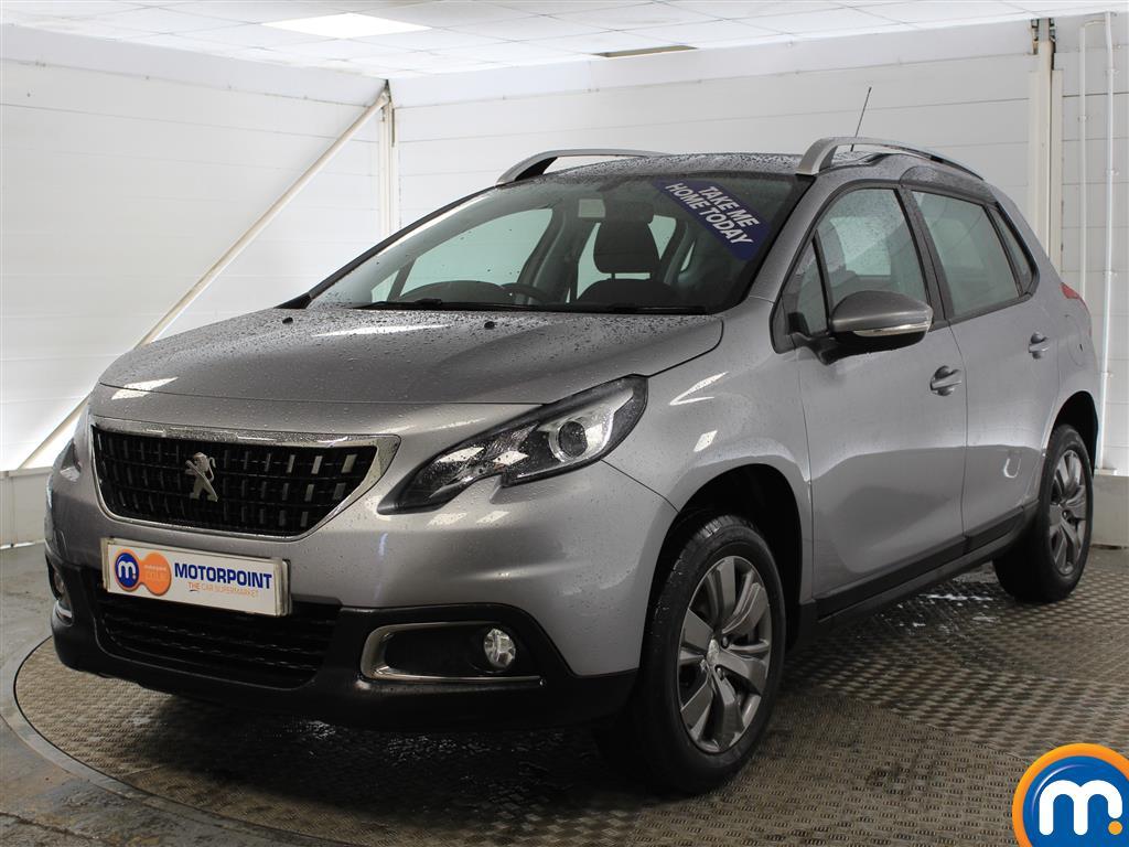 Peugeot 2008 Active - Stock Number (995887) - Passenger side front corner