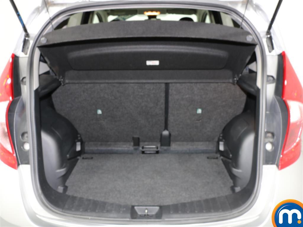 Nissan Note Tekna Manual Diesel Hatchback - Stock Number (951664) - 4th supplementary image