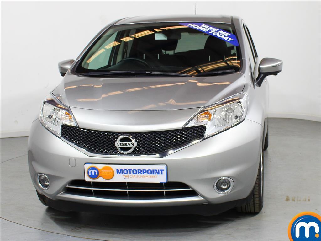 Nissan Note Tekna Manual Diesel Hatchback - Stock Number (951664) - Front bumper