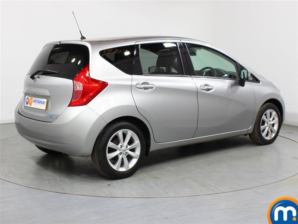 Nissan Note Tekna Manual Diesel Hatchback - Stock Number (951664) - Drivers side rear corner