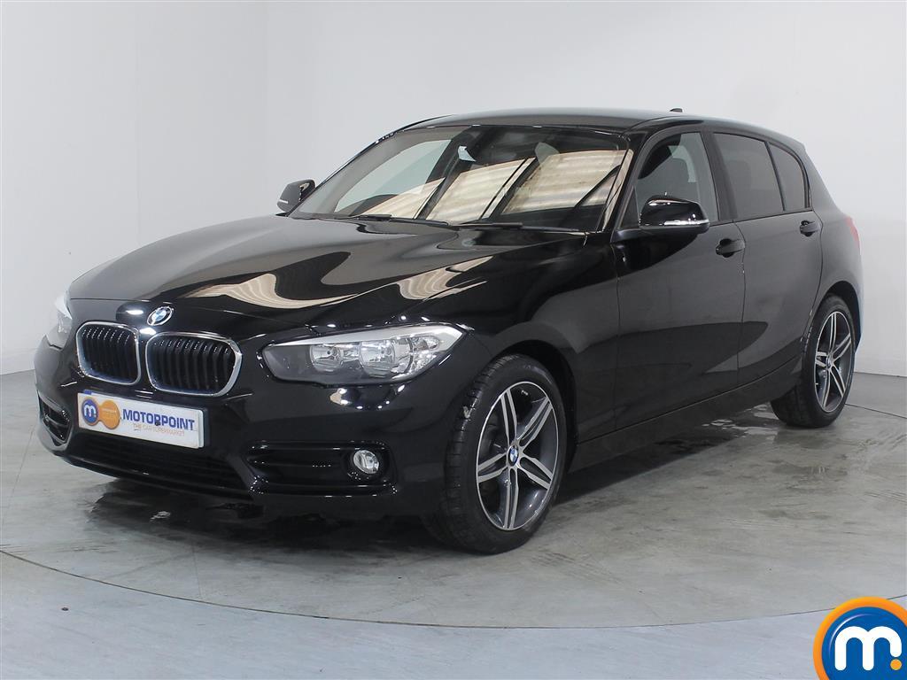BMW 1 Series Sport - Stock Number (994685) - Passenger side front corner