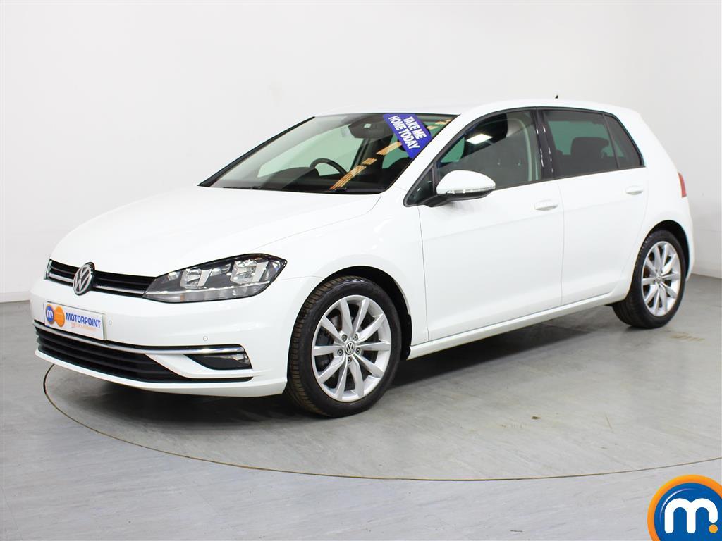Volkswagen Golf GT - Stock Number (991160) - Passenger side front corner