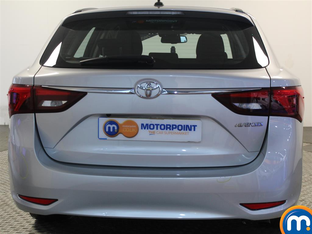 Toyota Avensis Business Edition Manual Diesel Estate - Stock Number (993296) - Rear bumper