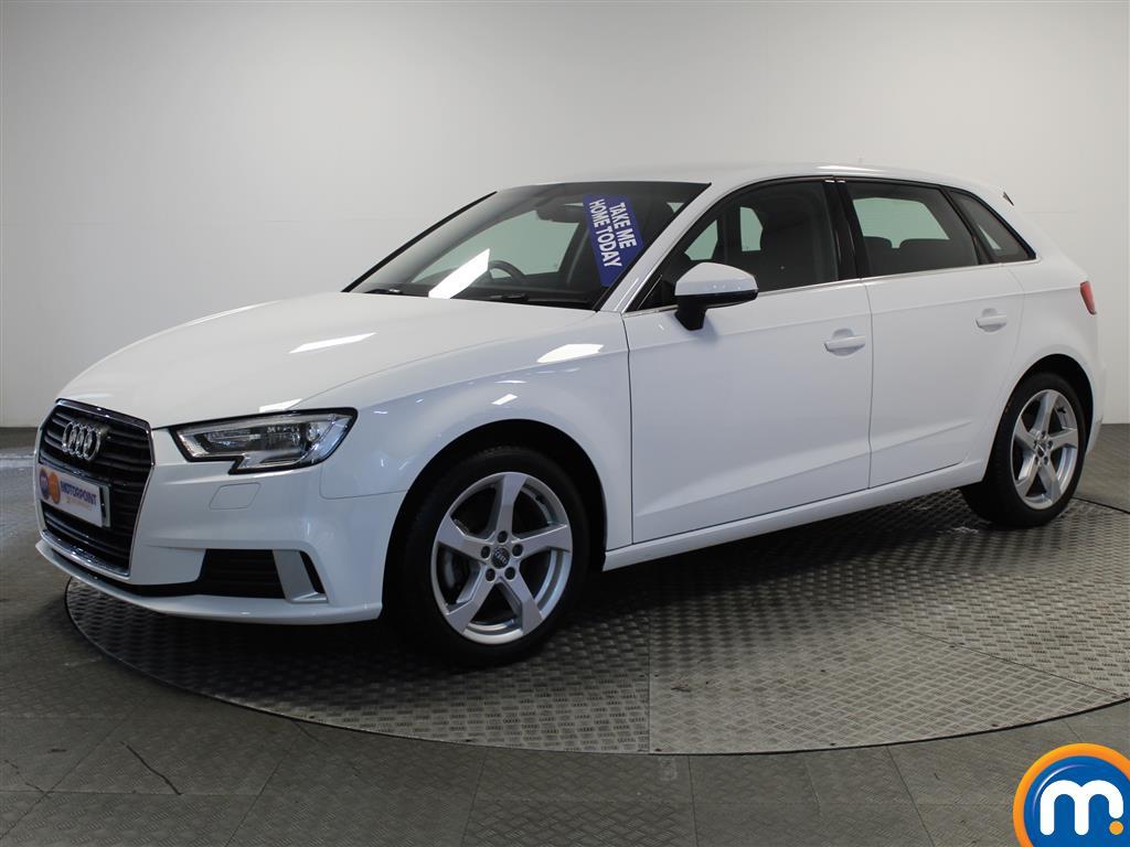 Audi A3 Sport - Stock Number (998401) - Passenger side front corner