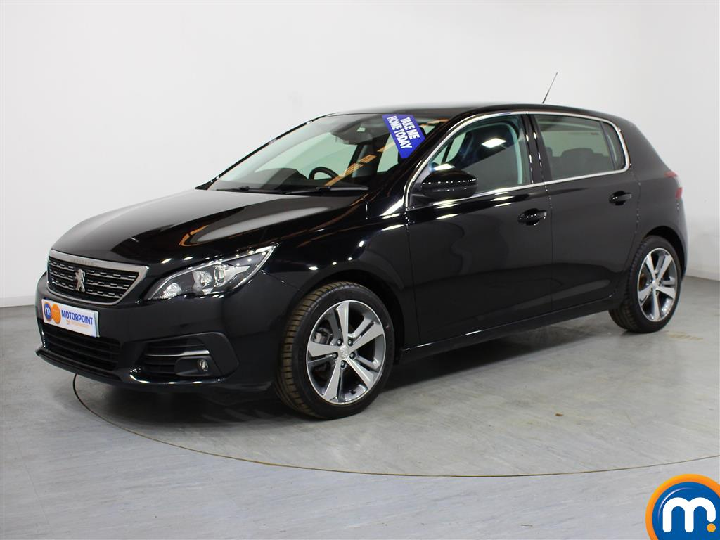 Peugeot 308 Allure - Stock Number (993811) - Passenger side front corner