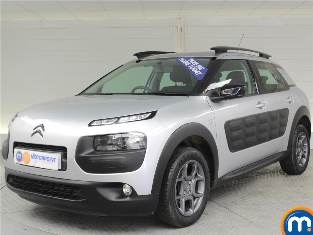 Citroen C4 Cactus Feel - Stock Number (989946) - Passenger side front corner