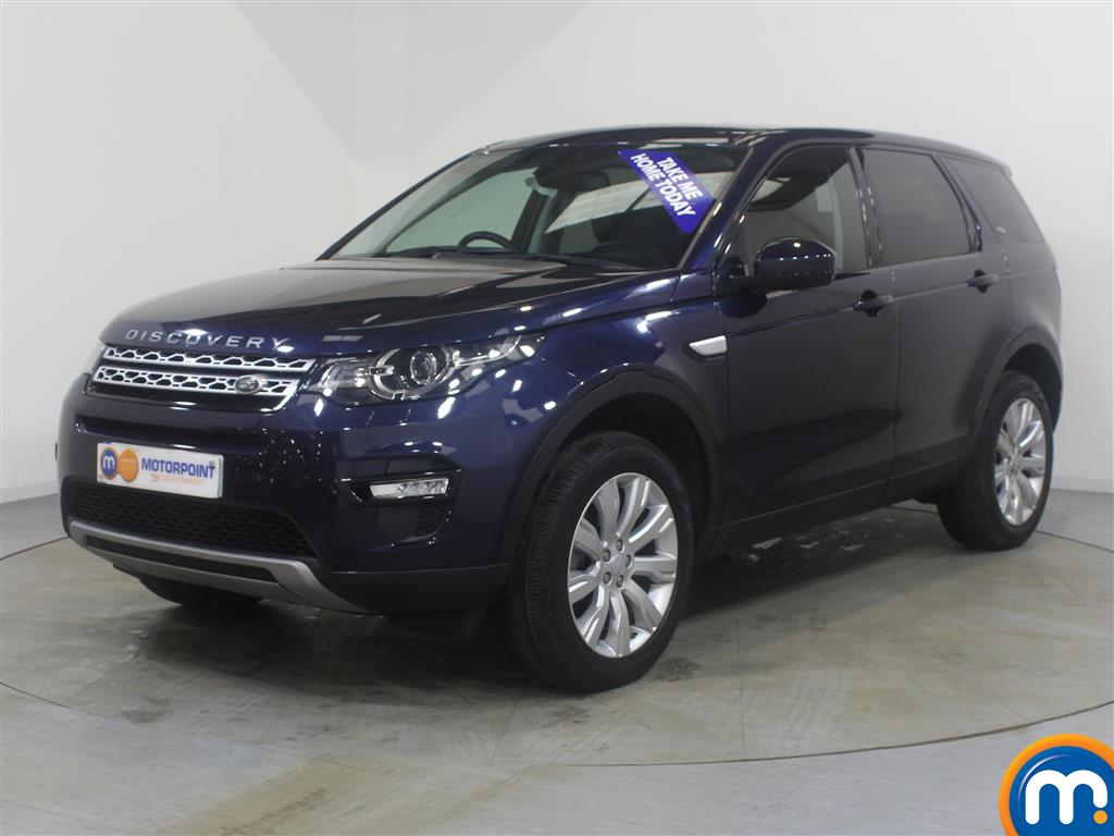 Land Rover Discovery Sport HSE - Stock Number (992069) - Passenger side front corner