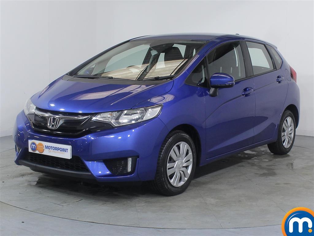 Honda Jazz S - Stock Number (980318) - Passenger side front corner