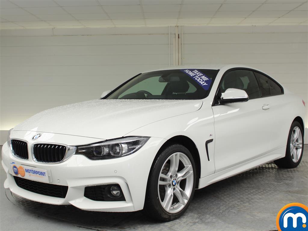 BMW 4 Series M Sport - Stock Number (980880) - Passenger side front corner