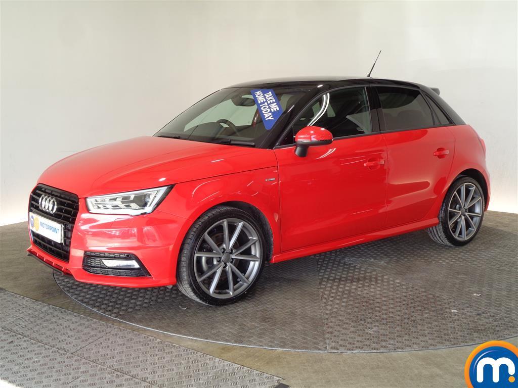 Audi A1 Black Edition Nav - Stock Number (992322) - Passenger side front corner