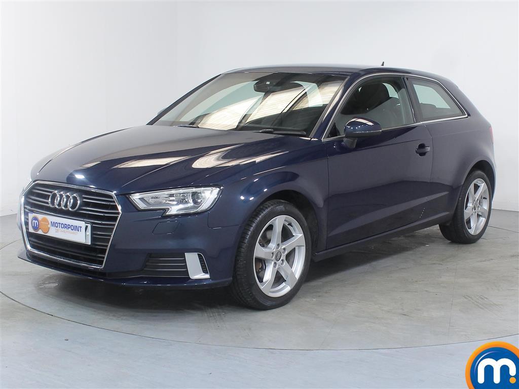 Audi A3 Sport - Stock Number (996087) - Passenger side front corner