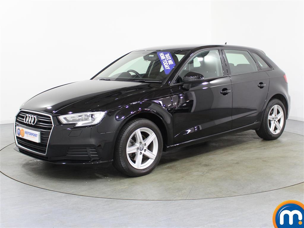 Audi A3 SE - Stock Number (989587) - Passenger side front corner