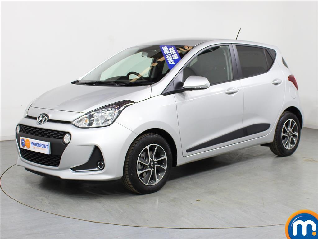 Hyundai I10 Premium - Stock Number (996838) - Passenger side front corner
