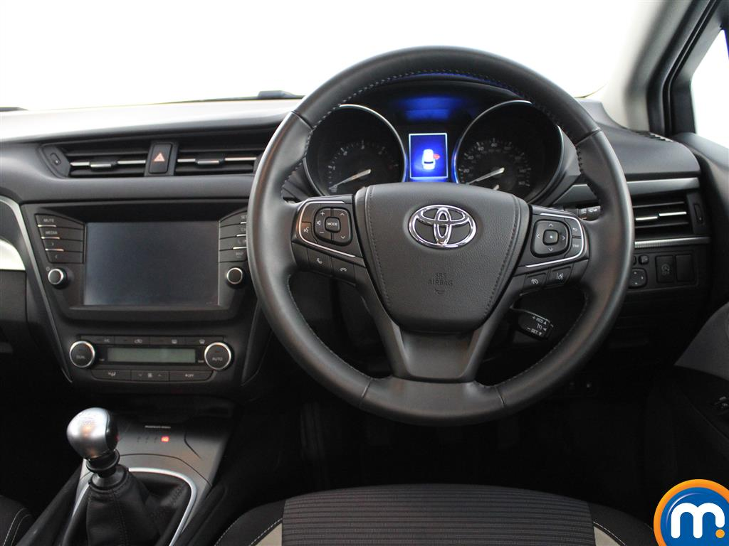 Toyota Avensis Business Edition Manual Diesel Estate - Stock Number (996265) - 3rd supplementary image
