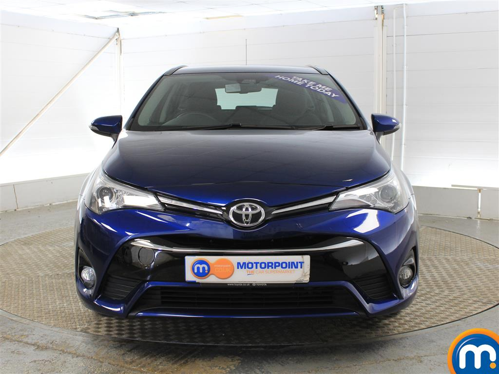 Toyota Avensis Business Edition Manual Diesel Estate - Stock Number (996265) - Front bumper