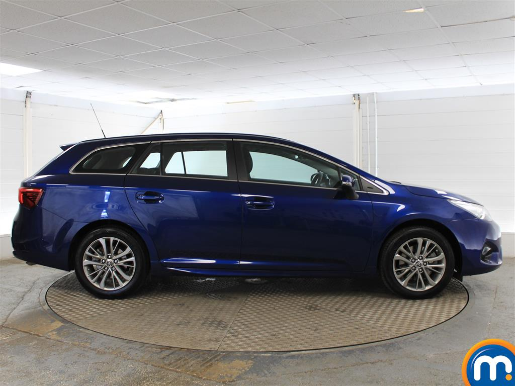 Toyota Avensis Business Edition Manual Diesel Estate - Stock Number (996265) - Drivers side